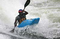 Whitewater Kayaking in Uganda